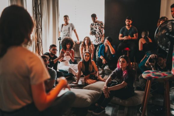 Hipnose Para Falar em Público Sem Medo | Hipnose para Viver Bem